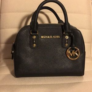 Michael Kors Mini Satchell Crossbody Handbag